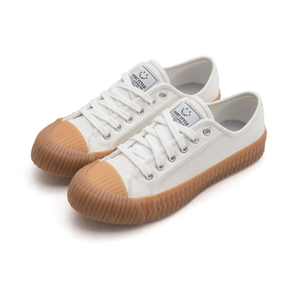 NeuTral-透氣防潑水綁帶餅乾鞋-米,防水,止滑,三代,升級,雨天