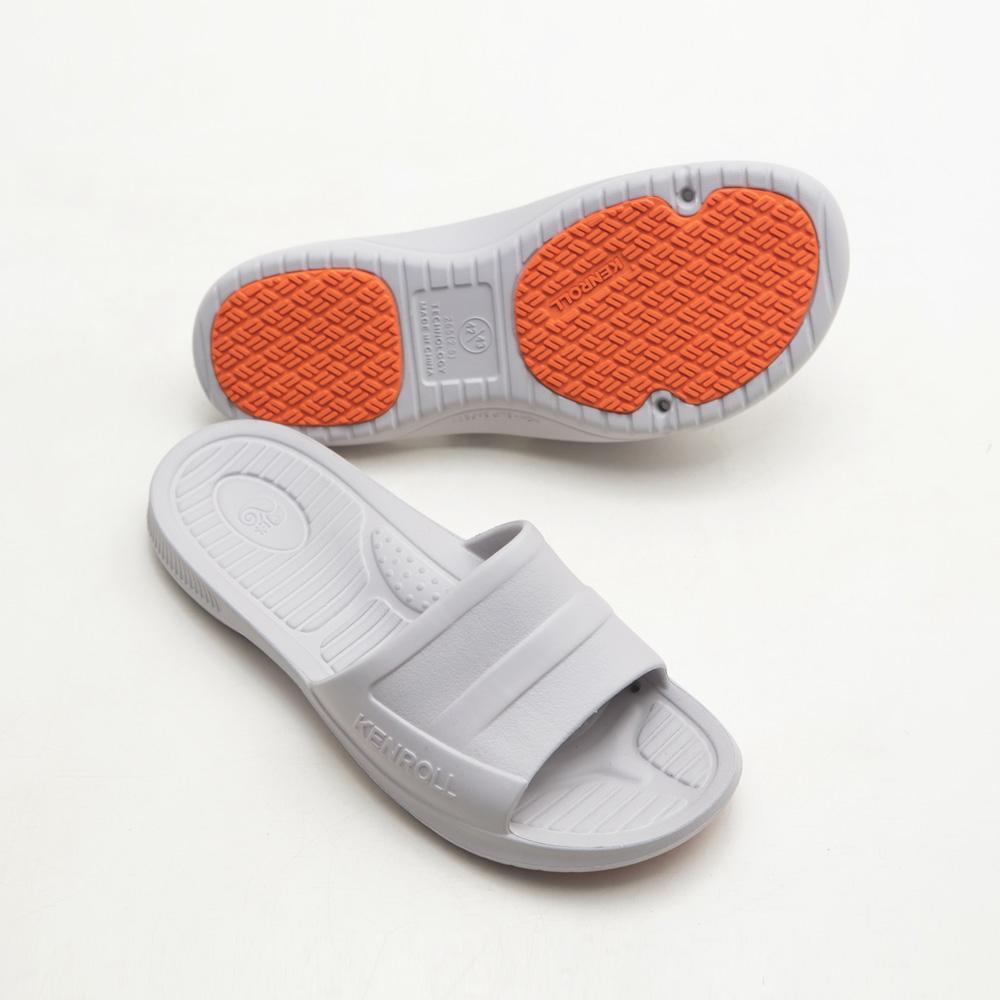 專業浴室防水防油拖鞋(淺灰)-MEN,防水,防滑,室內拖,廚師鞋,男鞋