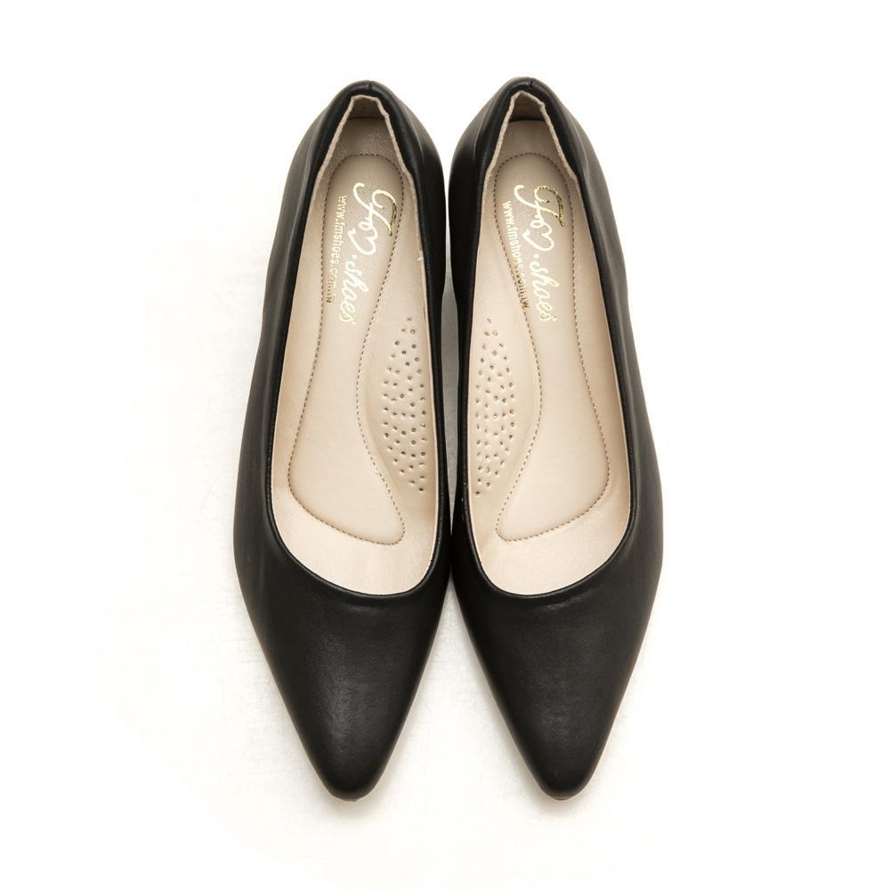 訂製款-莫蘭迪防水靜音高跟鞋,腳心墊,MIT,紓壓,粗跟,靜音鞋跟