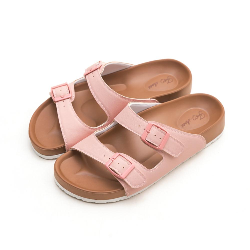 訂製款-雙帶輕量減壓休閒拖鞋-粉,,,F38013-5_00007288,訂製款-雙帶輕量減壓休閒拖鞋-粉,Customized models-double belt lightweight decompression casual slippers-pink
