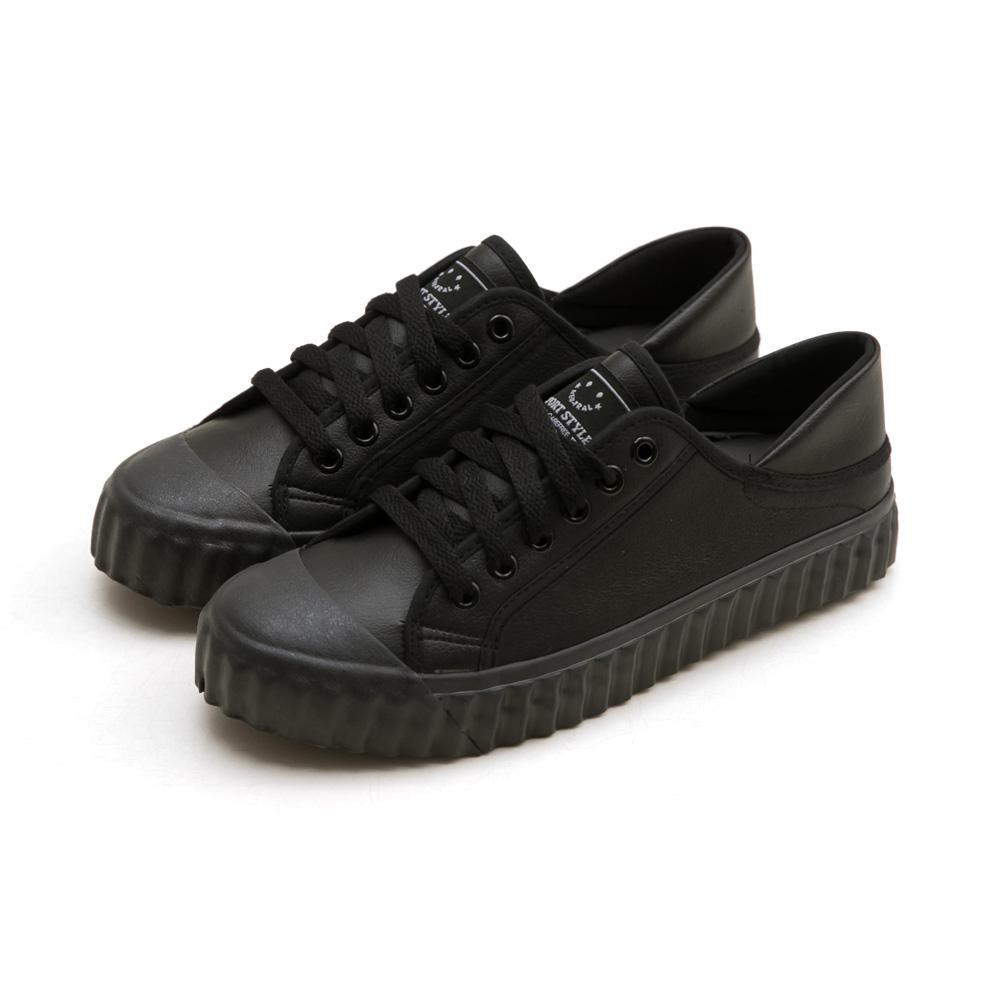 NeuTral-2way防潑水後踩餅乾鞋(黑)-大尺碼,,,K190926-2_00007604,NeuTral-2way防潑水後踩餅乾鞋(黑)-大尺碼,NeuTral-2way water repellent after stepping biscuit shoes (Black) - Large Size