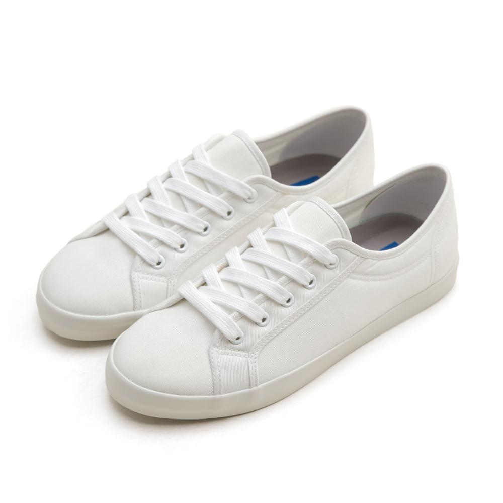 NeuTral-防潑水棉質小白鞋(白)-大尺碼,,,TCC030-1_00007698,NeuTral-防潑水棉質小白鞋(白)-大尺碼,NeuTral-guardsagainstsplasheswaterthecottonmaterialsmallwhiteclothshoes-White