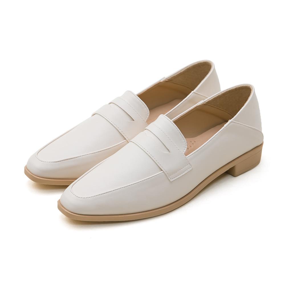 訂製款-2way後踩皮革紳士鞋-大尺碼,低跟鞋,包鞋,尖頭鞋,兩穿,二穿