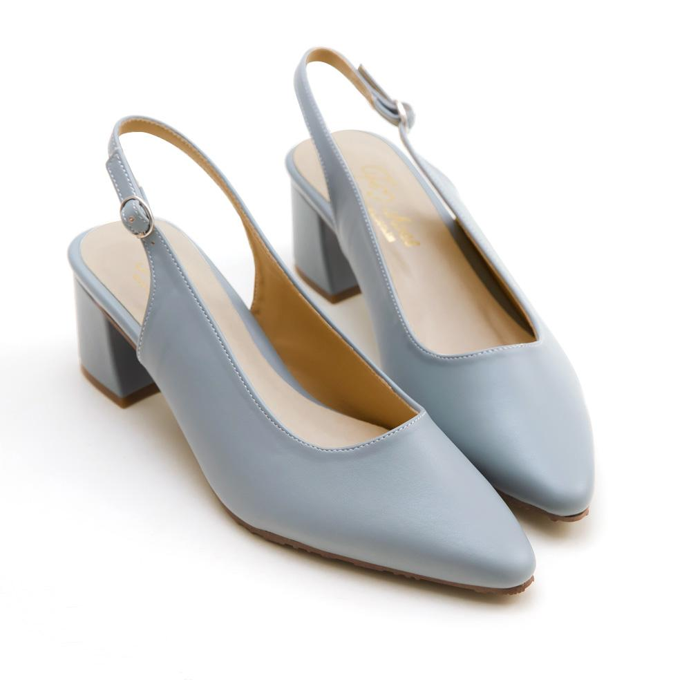 訂製款-尖頭後挖空高跟鞋(淺藍)-大尺碼,,,A932-6_20008011,訂製款-尖頭後挖空高跟鞋(淺藍)-大尺碼,Customized-PointedBackHollowHighHeels(Blue)-LargeSize