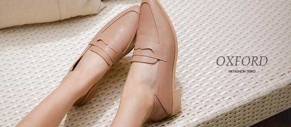 牛津鞋/紳士