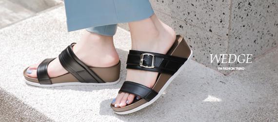 楔型/厚底鞋